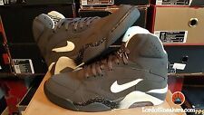 """ds Nike Air Force 180 MID """"GLOW IN THE DARK"""" sz 13 Year:2012"""