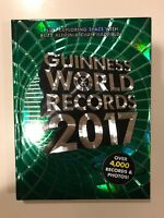 Guinness World Records 2017 by Guinness World Records Staff (2016, Hardcover)