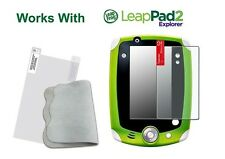 2x Screen Protectors for LeapFrog LeapPad 2 & 3