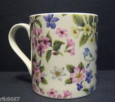 Heron Cross Pottery Dog Rose Chintz Large Bone China One Pint Pot Mug 18-20Floz
