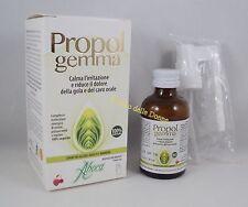 ABOCA PROPOLGemma Spray Bambini Adulti 30ml no alcool propoli riduce dolore gola