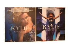 Kylie Minogue 2 Sided Poster Aphrodite Mint