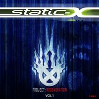 Static-X - Project Regeneration [New Vinyl LP]