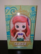 Sega CUICUI Disney Premium Doll Little Mermaid Ariel Figure