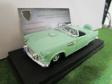 FORD THUNDERBIRD cabriolet 1956 vert 1/43 de RIO R4 voiture miniature collection