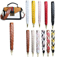Handle Weave Replacement Shoulder Bag Strap For Crossbody Handbag Purse Satchel