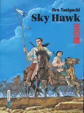 Jiro horiuchi, sky hawk, Schreiber & lector