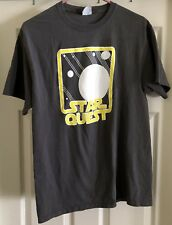 Port & Company Star Quest gray graphic t-shirt size Medium!!