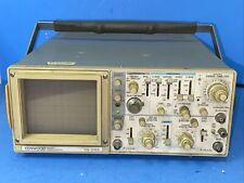 Kenwood Cs 5165 60mhz Oscilloscope 5060hz 61w