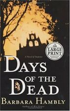Days of the Dead ( Large Print)