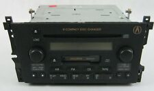 2003 ACURA 3.2 TL PIONEER RADIO STEREO TAPE CASSETTE 6 CD CHANGER PLAYER OEM