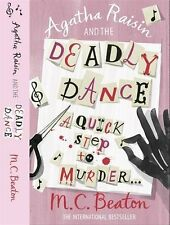 Agatha Raisin and the Deadly Dance,M.C. Beaton- 9781849011488