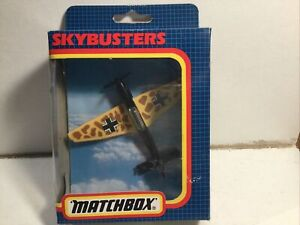 Vintage Matchbox Skybusters SB-Plane Near Mint In Box