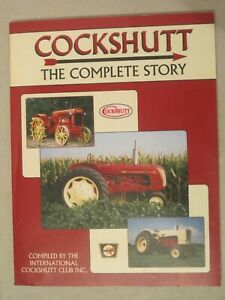 Cockshutt Book A Complete Story