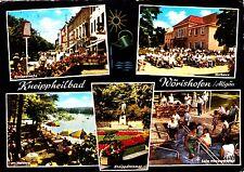 Kneippheilbad Wörishofen / Allgäu , Ansichtskarte , gelaufen