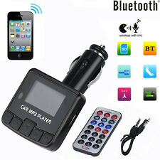 Wireless Auto Car Kit MP3 Player FM Transmitter Radio Adapter USB Charger Power