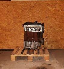 MOTOR ENGINE NISSAN QASHQAI JUKE 1.5DCI 2010BJ K9K D430 K9KD430 OHNE ANBAUTEILE