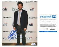 "Josh Radnor ""How I Met Your Mother"" AUTOGRAPH Signed 8x10 Photo B ACOA"