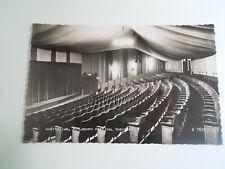 PITLOCHRY FESTIVAL THEATRE, Auditorium (B7605)  - Vintage RPPC §E1517