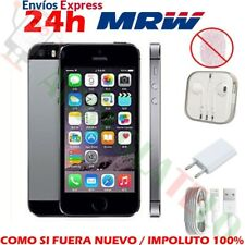 Apple iPhone 5S 32GB - Gris Espacial - Sin Touch iD - A+
