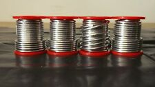 4 x 500 gram leaded plumbers solder for copper pipe/tube/plumbing/gas
