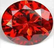 10.61Ct UNHEATED Padparadscha SAPPHIRE ORANGE DIAMOND 12MM ROUND CUT  LOOSE GEM