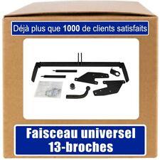 7-broches ATTELAGE rigide RENAULT ESPACE IV de 2002-2014+FAISC.UNIV