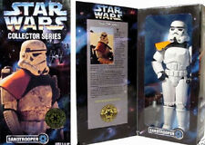 Star Wars 12 Inch Sandtrooper Exclusive Deluxe Boxed Action Figure New from 1997