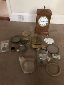 Clock Parts Job Lot