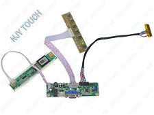 VGA LCD Controller Board LVDS Kit For B154EW01 B154EW02 1280x800 Laptop Screen
