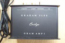 Graham Slee Gram Amp 'The Bridge' MM Moving Magnet Phono Stage 100v ~ 240vac PSU