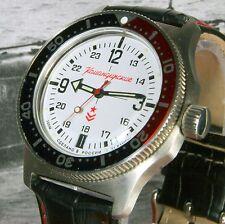 Vostok Komandirskie K-35 Russian Auto Mechanical Watch, New, Boxed, UK Seller