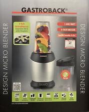 Gastroback 41029 Design Micro Blender