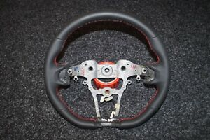 Original KIA Ceed GT JD12 Leder Lenkrad + Heizung rote Naht Neu Leder JDLE