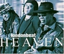 Londonbeat - Heaven + About You ( R&B ) Single CD