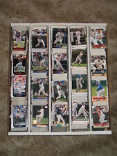 2003 Upper Deck  Baseball Base & Inserts Approximately 841 Card Lot