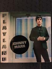 "Johnny Marr - Playland 4""x4"" Promo Sticker"