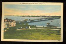 Norfolk, Virginia, New Hampton Boulevard Bridge (NorfolkVA4