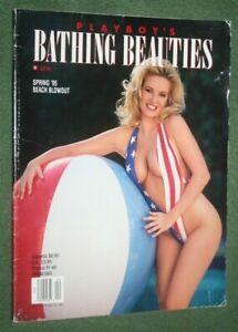 Playboy's Bathing Beauties 1995 Halina Basinski Sami Greaves Danielle Wheeler