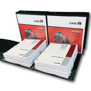 CASE IH 3394 3594 TRACTOR SERVICE MANUAL REPAIR SHOP TECHNICAL BOOK WORKSHOP