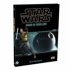 Star Wars Roleplaying Game Dawn of Rebellion Sourcebook NEW
