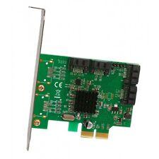 Syba SI-PEX40057 4 Port SATA III PCI-e 2.0 x2 HyperDuo RAID Card