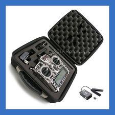 FrSky Taranis X9D Plus 2.4GHz Telemetry Transmitter w/ EVA case + X8R Receiver