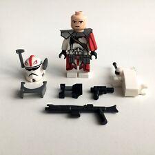 """Lego Star Wars Clone Trooper """"Fordo"""" aus Lego Teilen + Custom Helm & Zubehör"""