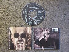 "BRUCE COKBURN ""NOTHING BUT A BURNING LIGHT"" 1991 UNPLAYED RADIO LIBRARY CD"