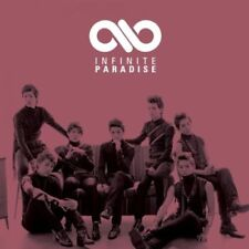 INFINITE [PARADISE] 1st Special Repackage Album CD+Photo Book+Photo Card SEALED