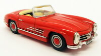 Corgi 1/43 Scale Diecast 96410 - Mercedes Benz 300 Open Top - Red