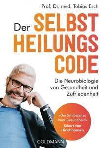 Esch, Tobias: Der Selbstheilungscode