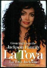 La Toya: Growing Up in the Jackson Family by La Toya Jackson, Patricia Romanowsk