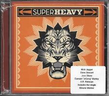 "CD Mick Jagger,Damian Marley,Dave Stewart,Joss Stone,Rahman ""SuperHeavy"" Neu/New"